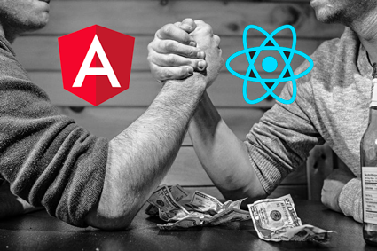 Angular vs. React
