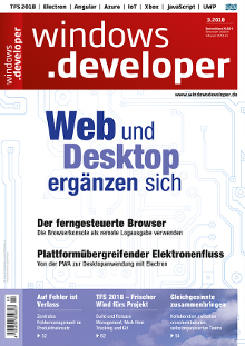 Windows Developer Magazin 2/2018