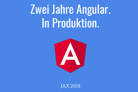 Angular in Production