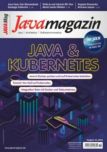 Java Magazin 11/2018