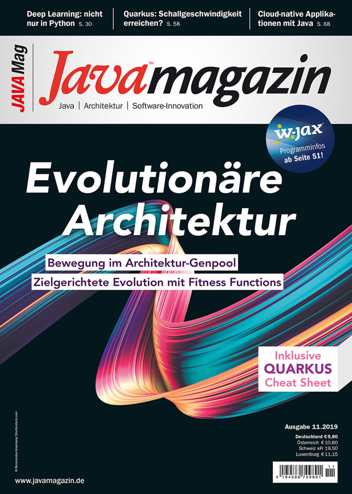 Java Magazin 11/2019