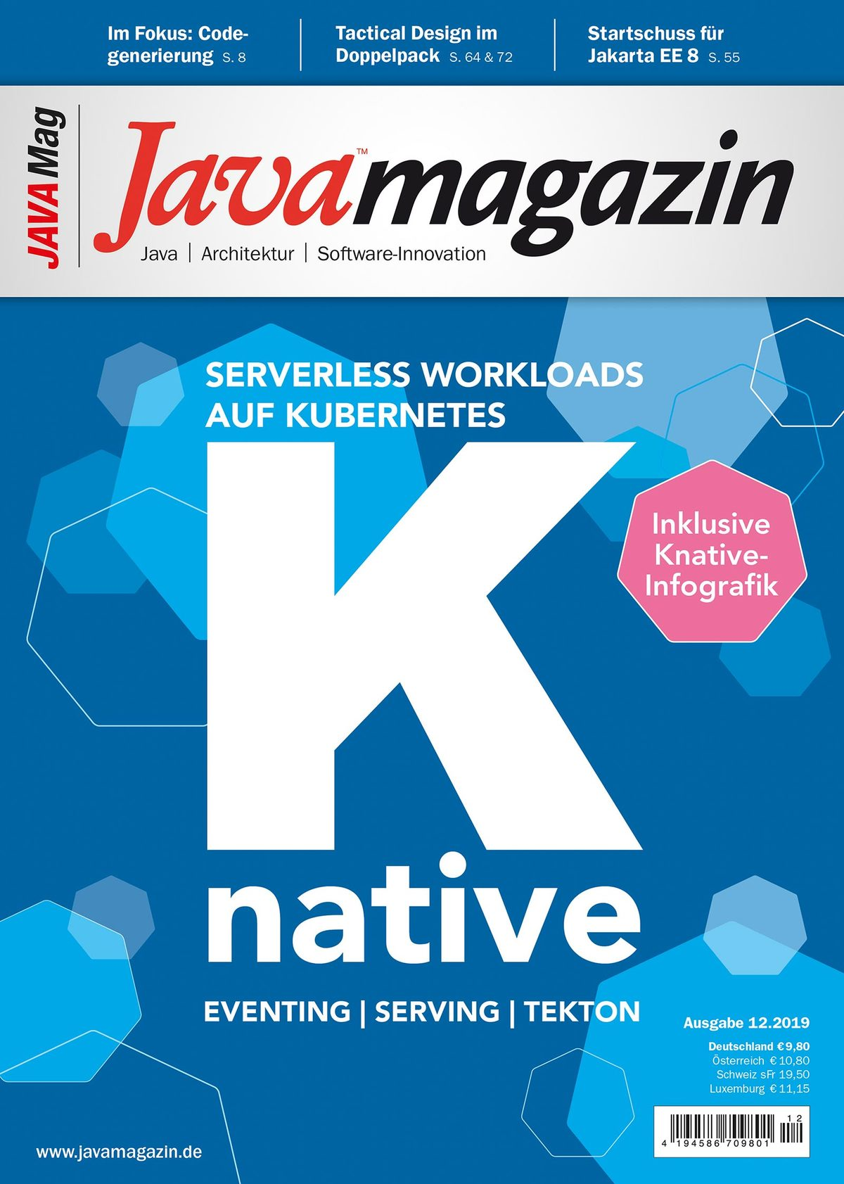 Java Magazin 12/2019